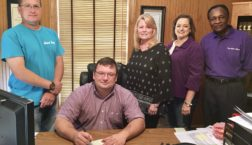 Perry County Proclamation Signing